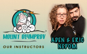 Mt Olymprov instructors: Aden & Eric Nepom