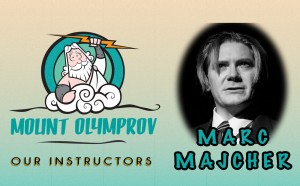 Our instructors: Marc Majcher