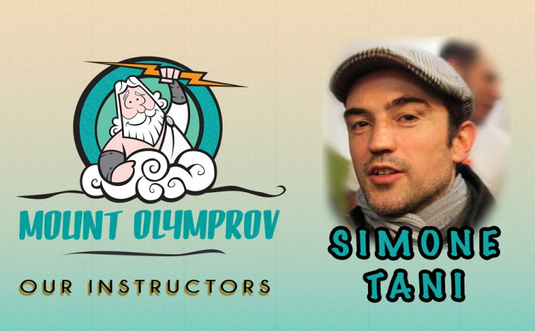 Our instructors: Simone Tani