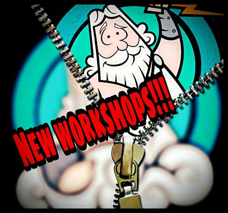 new workshops