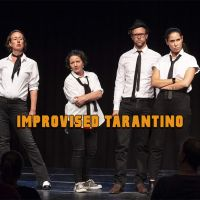 Improvised Tarantino - Easylaughs