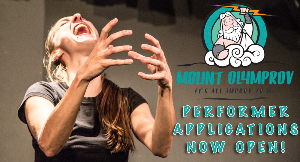 Performer Applications are open