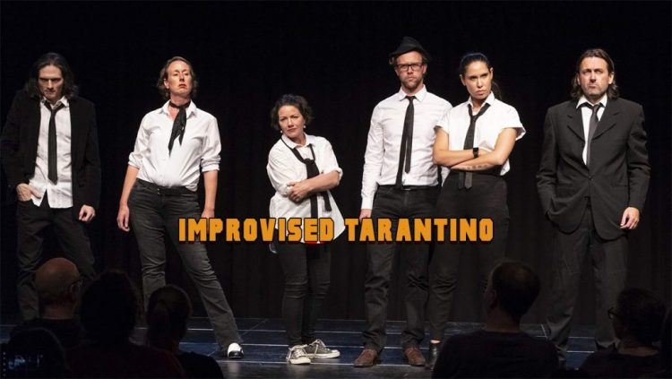 Easylaughs - Improvised Tarantino